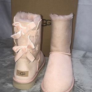 UGG Bailey Bow II Twinkle lite Pink